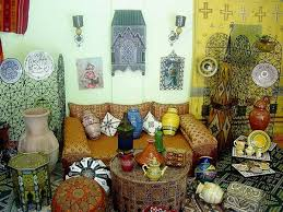 Moroccan Decor eclectic-living-room