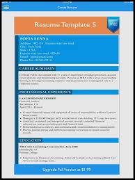 Resume Builder App Free Resume Builder App Free Shirewebbiz 8