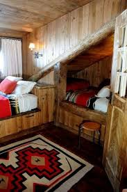 Cabin Style Bedroom Ideas