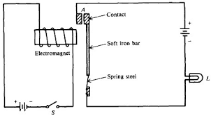 simple relay circuit