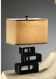 square table lamp with rounded base floating black ikea glass square table lamp with rounded base floating black ikea glass