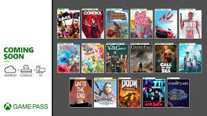 Coming Soon to Xbox Game Pass: Control ...