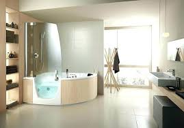shower bath combo tub units corner bathtub with small bathroom design ideas of rlpool massage living fiberglass