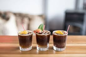 Our social enterprise accelerator is helping folks solve real problems and convening. Coffee And Tonic The Fizzy Iced Drink For Cooling Down This Summer