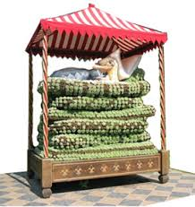 princess and the pea bed. Did The Princess Of Pea Have Fibromyalgia? And Bed R