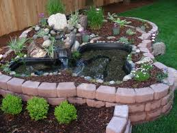 outdoor turtle pond filter planted aquarium above ground turtle ponds for backyards
