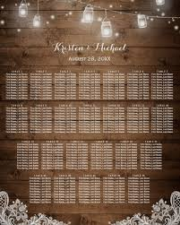 14 Wood Seating Chart Designs Templates Psd Ai Free