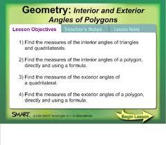 exterior angle formula for polygons. interior and exterior angles of polygons angle formula for s