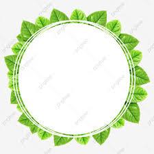 green leaf border png images vector