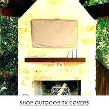 outdoor tv covers patio television cover furniture car grill out best 55 outdoor tv covers