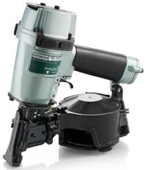 hitachi roofing nailer. hitachi nv45ab2 7/8-inch to 1-3/4-inch coil roofing nailer a