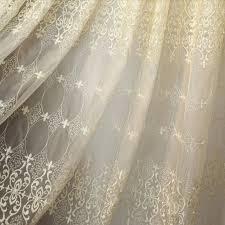 brilliant purple embroidery fl pearl decorative sheer curtains embroidered sheer curtains decor