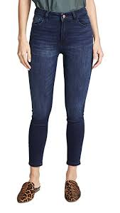 Amazon Com Dl1961 Womens Florence Crop Jeans Clothing
