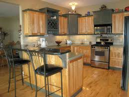 Design Ideas For Kitchens i love the two colors kitchen design ideas pinterest small kitchens cabinets and design