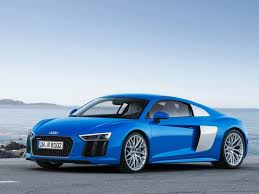 audi luxury sports car