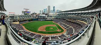 Target Field Suite Seating Chart Ballpark Visit Target Field Minnesota Twins Ballpark Digest
