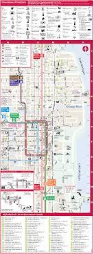chicago tourist map • mapsofnet