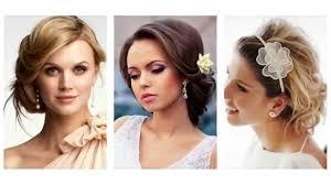 Bruidskapsels Halflang Haar