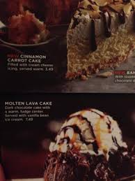 677 likes · 24 talking about this · 10,164 were here. Dessert Menu Fotografia De Longhorn Steakhouse Orlando Tripadvisor
