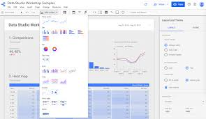 Creating An Interactive Report With Google Data Studio