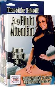 California Exotic Novelties <b>Эротическая кукла Sexy</b> Flight Attendant ...
