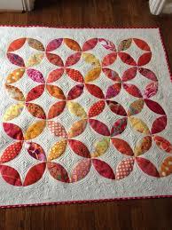 102 best Quilts - Orange Peel images on Pinterest | Crafts, Green ... & Orange Peel - via @Craftsy Adamdwight.com
