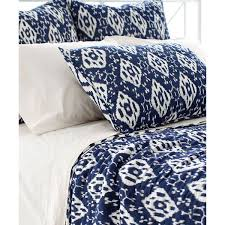pine cone hill varkala indigo quilted sham 730 zar liked on polyvore featuring