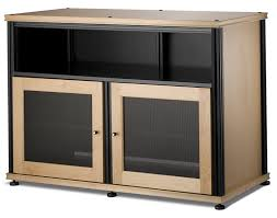 Amazon.com: Salamander Synergy 329 A/V Cabinet w/ Two Doors ...