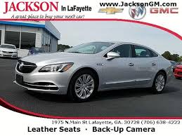2018 buick lacrosse vehicle photo in lafayette ga 30728