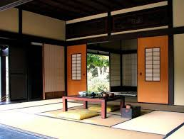 Simplicity Beautiful Traditional Japanese House Design For The - Japanese house interiors