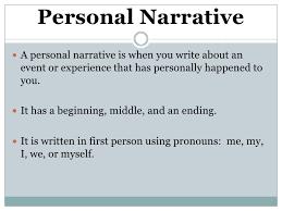 personal narrative essay meaning narrative essay writing help ideas topics examples