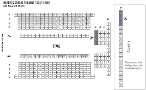 Speakeasy Stage Seating Chart David Cromers Our Town Huntington Theatre Company