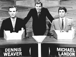 """Gene Rayburn and """"The Match Game ..."""