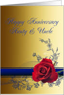wedding anniversary cards for aunt & uncle from greeting card universe Happy Wedding Anniversary Wishes Uncle Aunty aunt and uncle wedding anniversary , card happy marriage anniversary wishes to uncle and aunty