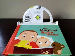 saprkup magical book reader