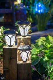Solar Panel Garden Lights Solar Power Garden Lights Solar Panel