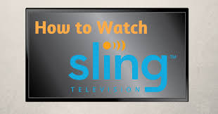 how to watch sling tv without an american credit card