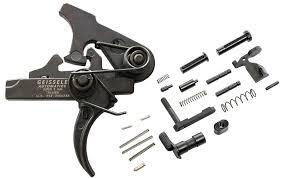 Geissele Ssa E Trigger Cmmg Lower Parts Kit No Grip No Trigger Guard 225