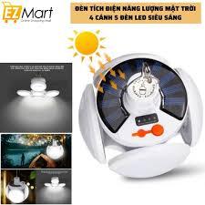 Đèn led 5 bóng năng lượng mặt trời dùng khi cắm trại và phụ kiện - Sắp xếp  theo liên quan sản phẩm