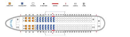 United Airlines Airbus A320 Seating Chart Airbus 320 320