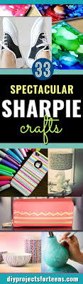 cool sharpie crafts and fun diy ideas with sharpies awesome decor and fashion for teens