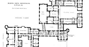 castle house plans. Houses Of State: Balmoral Castle Floor Plans - The Scottish Highlands Home QEII House