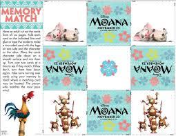 Free Moana Party Printables and Printable Moana Activities Kids ...