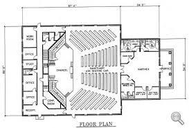 church floor plans. Church Floor Plans - Expert Building Designs