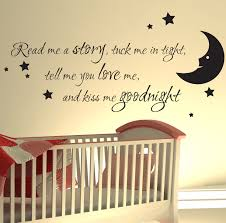 baby room wall art quotes