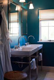 apartment therapy bathroom colors. 6 daring, real-life wall paint colors to try from this week\u0027s top tours apartment therapy bathroom f