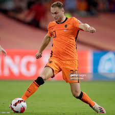 Teun Koopmeiners of Holland during the World Cup Qualifier match...  Nachrichtenfoto - Getty Images