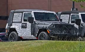 2018 jeep hardtop. Fine Jeep 2018 Jeep Wrangler JL TwoDoor Spied To Jeep Hardtop N