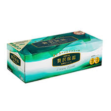 <b>Салфетки</b> бумажные <b>Elleair Lotion Tissue</b> Herbs в коробке 160шт ...