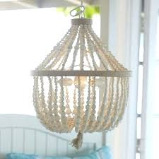 pottery barn teen beaded chandelier view full size wood bead small hemp wrapped white wood bead chandelier